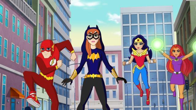 超級英雄女孩:星際遊戲劇照 1