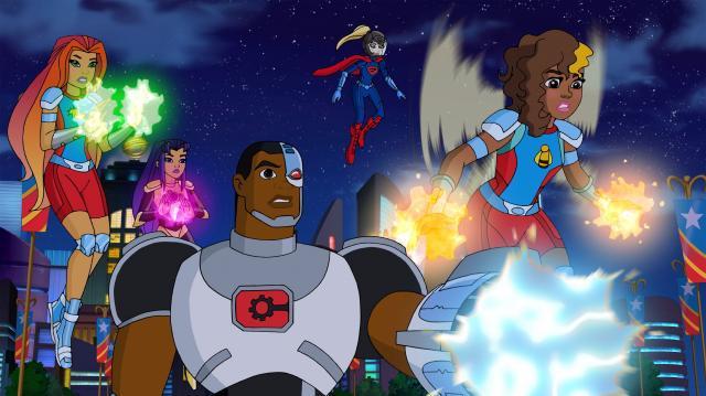 超級英雄女孩:星際遊戲劇照 2