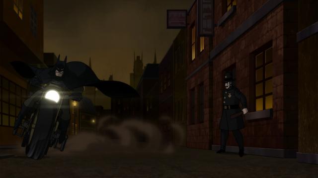 蝙蝠俠: 煤氣燈下的高壇市劇照 1