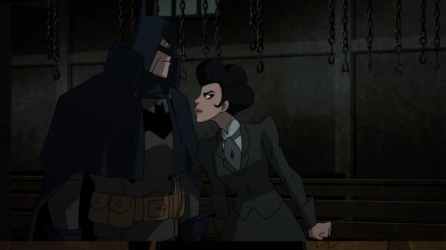 蝙蝠俠: 煤氣燈下的高壇市劇照 2