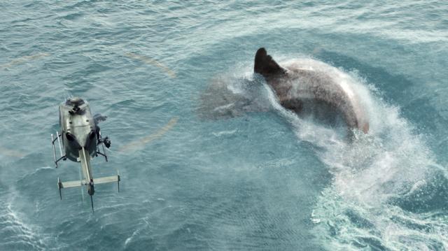 巨齒鯊預告片 01