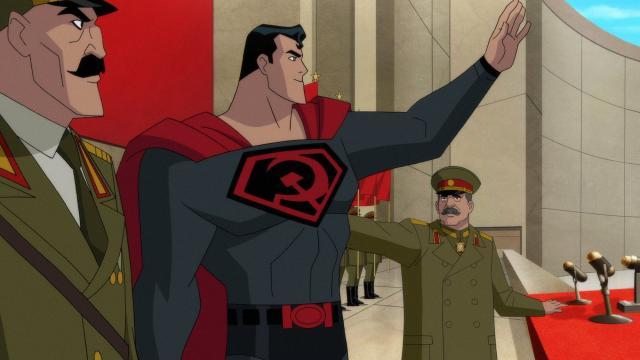 超人:紅色之子劇照 8