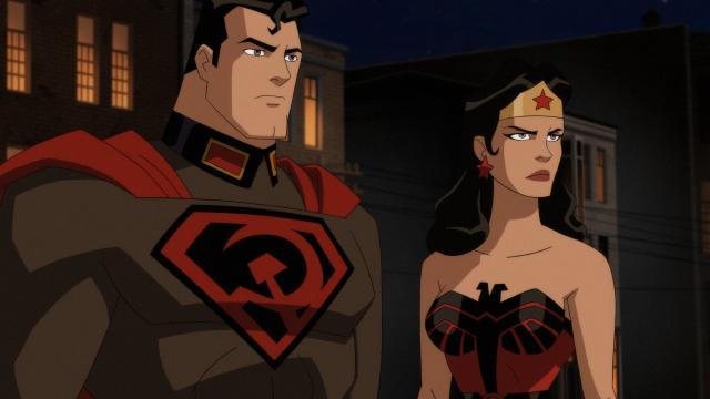 超人:紅色之子劇照 2