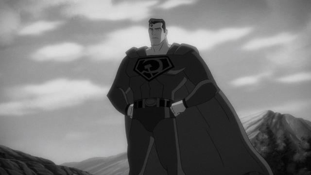 超人:紅色之子劇照 9