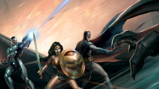 黑暗正義聯盟:天啟星之戰劇照 2