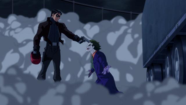 蝙蝠俠:家人之死劇照 10