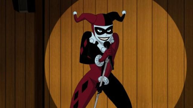 蝙蝠俠與小丑女劇照 4