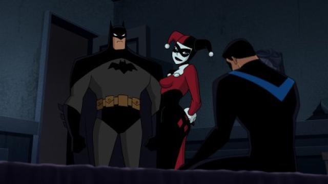蝙蝠俠與小丑女劇照 5