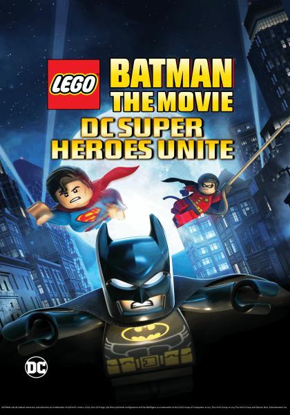 樂高蝙蝠俠電影:超級英雄大聯盟線上看