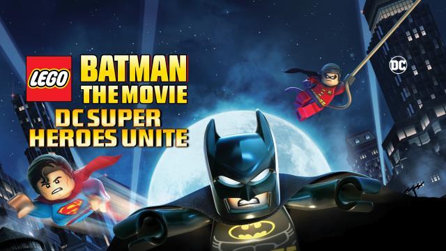 樂高蝙蝠俠電影:超級英雄大聯盟劇照 1