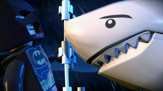 樂高蝙蝠俠電影:超級英雄大聯盟劇照 5