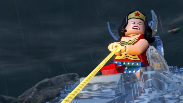 樂高蝙蝠俠電影:超級英雄大聯盟劇照 3