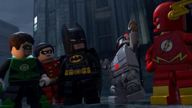 樂高蝙蝠俠電影:超級英雄大聯盟劇照 4