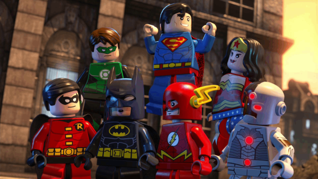 樂高蝙蝠俠電影:超級英雄大聯盟劇照 2