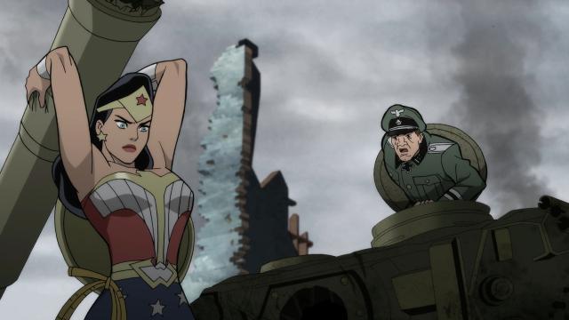 正義協會:二戰劇照 7