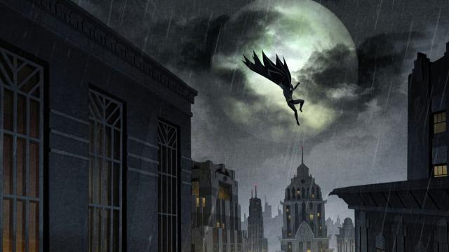 蝙蝠俠:漫長萬聖節劇照 2