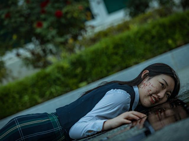 韓國校園恐怖怪談:點名沒到的學生劇照 4