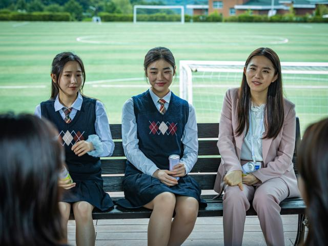 韓國校園恐怖怪談:點名沒到的學生劇照 5