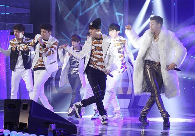 BTS崛起傳奇劇照 3