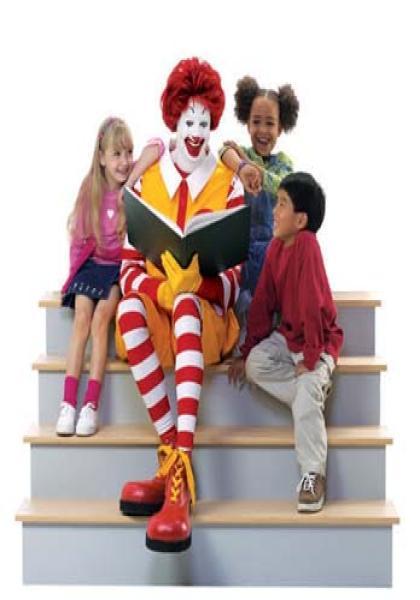 Ronald叔叔童樂會 第20集線上看
