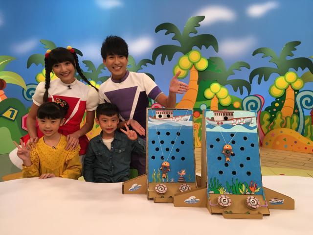 紙箱做玩具 第一季劇照 3