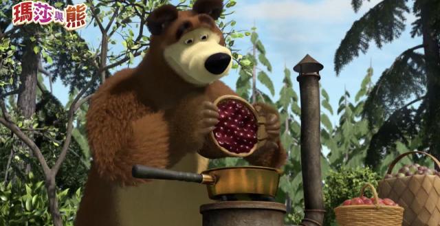 瑪莎與熊 第一季6 線上看